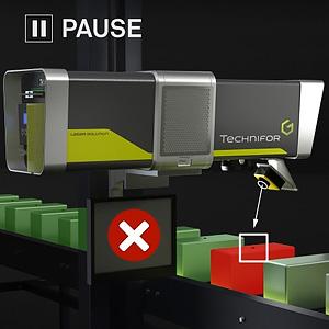 Video produit Gravotech Technifor / machine de marquage laser