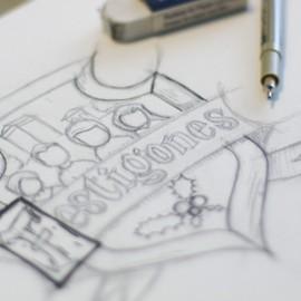Création du logo de l'association «Les Festigones» de Montagny
