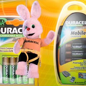 Duracell charge | Procter & Gamble