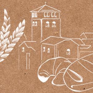 Logo de la Boulangerie Larrat de Ternay