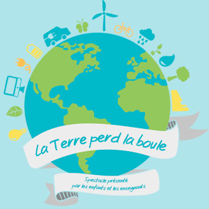 Vidéo du spectacle de fin d'année 2015 de l'école des Landes à Montagny