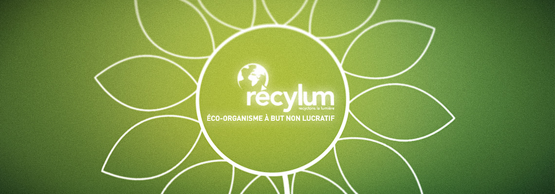 recylum recyclage lumiere