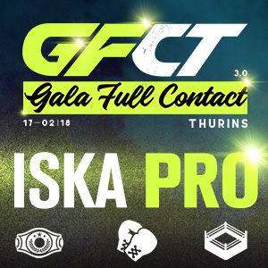 Gala Full Contact Thurins – Février 2018