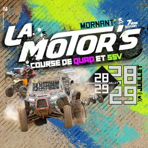 La Motor's 2018 course de quad et ssv – Mornant